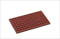 SILICONE-IRON-ROST-RED